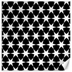 Star Egypt Pattern Canvas 12  X 12   by Nexatart