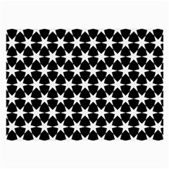 Star Egypt Pattern Large Glasses Cloth
