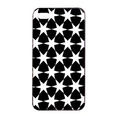Star Egypt Pattern Apple Iphone 4/4s Seamless Case (black)
