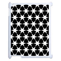 Star Egypt Pattern Apple Ipad 2 Case (white) by Nexatart