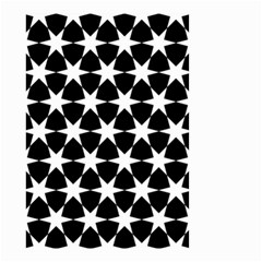 Star Egypt Pattern Small Garden Flag (two Sides)