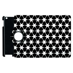 Star Egypt Pattern Apple Ipad 3/4 Flip 360 Case by Nexatart