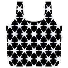 Star Egypt Pattern Full Print Recycle Bags (l)