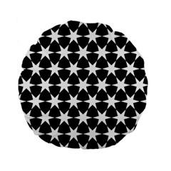 Star Egypt Pattern Standard 15  Premium Flano Round Cushions