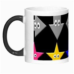 Cute Symbol Morph Mugs by Nexatart