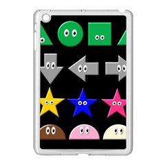 Cute Symbol Apple Ipad Mini Case (white)