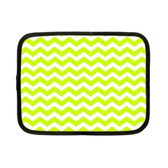 Chevron Background Patterns Netbook Case (small)  by Nexatart