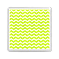 Chevron Background Patterns Memory Card Reader (square)  by Nexatart