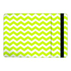 Chevron Background Patterns Samsung Galaxy Tab Pro 10 1  Flip Case by Nexatart
