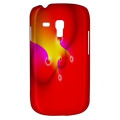 Complex Orange Red Pink Hole Yellow Galaxy S3 Mini by Mariart