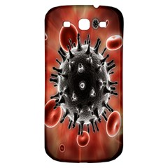 Cancel Cells Broken Bacteria Virus Bold Samsung Galaxy S3 S Iii Classic Hardshell Back Case by Mariart