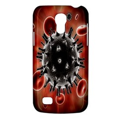 Cancel Cells Broken Bacteria Virus Bold Galaxy S4 Mini by Mariart