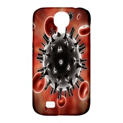 Cancel Cells Broken Bacteria Virus Bold Samsung Galaxy S4 Classic Hardshell Case (pc+silicone) by Mariart