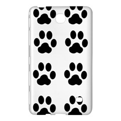 Claw Black Foot Chat Paw Animals Samsung Galaxy Tab 4 (8 ) Hardshell Case  by Mariart