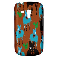 Zebra Horse Animals Galaxy S3 Mini by Mariart