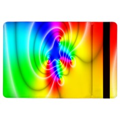 Complex Orange Red Pink Hole Yellow Green Blue Ipad Air 2 Flip by Mariart
