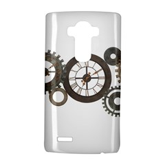 Hour Time Iron Lg G4 Hardshell Case by Mariart