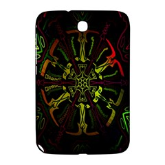 Inner Peace Star Space Rainbow Samsung Galaxy Note 8 0 N5100 Hardshell Case  by Mariart