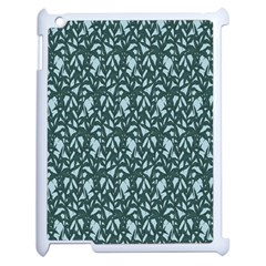 Interstellar Blog Tree Leaf Grey Apple Ipad 2 Case (white) by Mariart