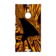 Hole Gold Black Space Nokia Lumia 1520 by Mariart