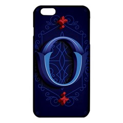 Marquis Love Dope Lettering Blue Red Alphabet O Iphone 6 Plus/6s Plus Tpu Case by Mariart