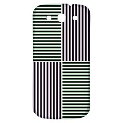 Mccollough Test Image Colour Effec Line Samsung Galaxy S3 S Iii Classic Hardshell Back Case by Mariart