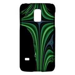 Line Light Star Green Black Space Galaxy S5 Mini by Mariart