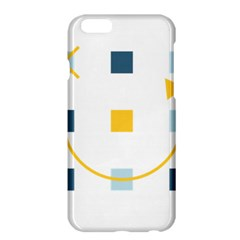 Plaid Arrow Yellow Blue Key Apple Iphone 6 Plus/6s Plus Hardshell Case by Mariart