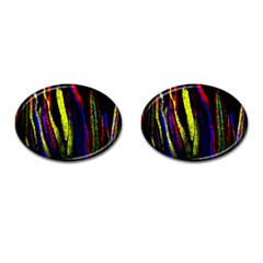 Multicolor Lineage Tracing Confetti Elegantly Illustrates Strength Combining Molecular Genetics Micr Cufflinks (oval) by Mariart