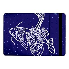 Pisces Zodiac Star Samsung Galaxy Tab Pro 10 1  Flip Case by Mariart