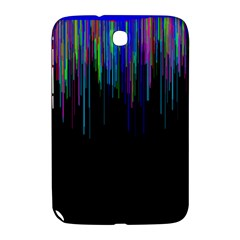 Rain Color Paint Rainbow Samsung Galaxy Note 8 0 N5100 Hardshell Case  by Mariart
