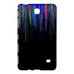 Rain Color Paint Rainbow Samsung Galaxy Tab 4 (8 ) Hardshell Case  by Mariart