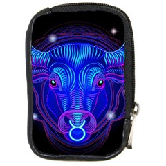 Sign Taurus Zodiac Compact Camera Cases by Mariart