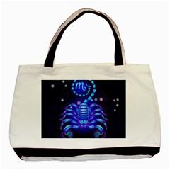 Sign Scorpio Zodiac Basic Tote Bag by Mariart