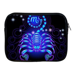 Sign Scorpio Zodiac Apple Ipad 2/3/4 Zipper Cases by Mariart