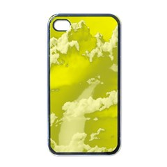 Sky Apple Iphone 4 Case (black) by ValentinaDesign