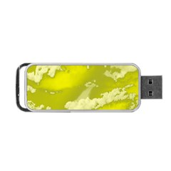 Sky Portable Usb Flash (one Side) by ValentinaDesign