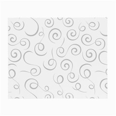 Pattern Small Glasses Cloth by ValentinaDesign