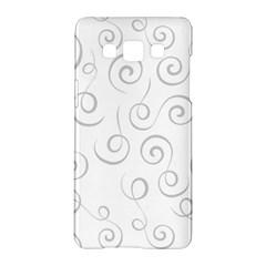 Pattern Samsung Galaxy A5 Hardshell Case  by ValentinaDesign