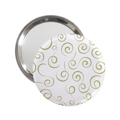 Pattern 2 25  Handbag Mirrors