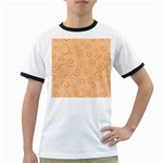 Pattern Ringer T-Shirts Front