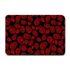 Floral Pattern Small Doormat  by ValentinaDesign