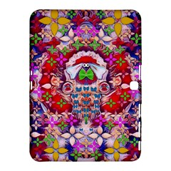 Hawaiian Poi Cartoon Dog Samsung Galaxy Tab 4 (10 1 ) Hardshell Case  by pepitasart