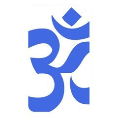 Hindu Om Symbol (royal Blue) Memory Card Reader by abbeyz71