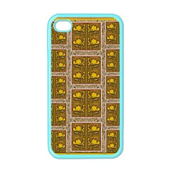 Pasta Con Fish Al Diente Apple Iphone 4 Case (color) by pepitasart