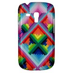 Rainbow Chem Trails Galaxy S3 Mini