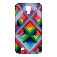 Rainbow Chem Trails Samsung Galaxy Mega 6 3  I9200 Hardshell Case
