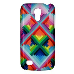 Rainbow Chem Trails Galaxy S4 Mini by Nexatart
