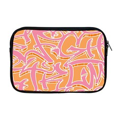 Abc Graffiti Apple Macbook Pro 17  Zipper Case by Nexatart
