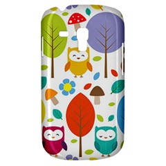 Cute Owl Galaxy S3 Mini